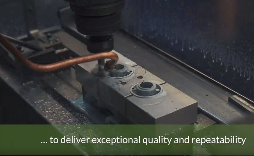 McDonald Diecasting Ltd - Case Study - Medical Devices