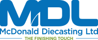 McDonald Diecasting Ltd - Logo Header