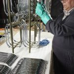 die casting plating process stages