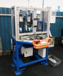 New Drilling and Tapping Machine Delivering Results