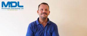 Meet Darren Gregg – Production Manager